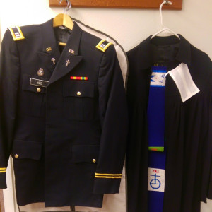 two uniforms