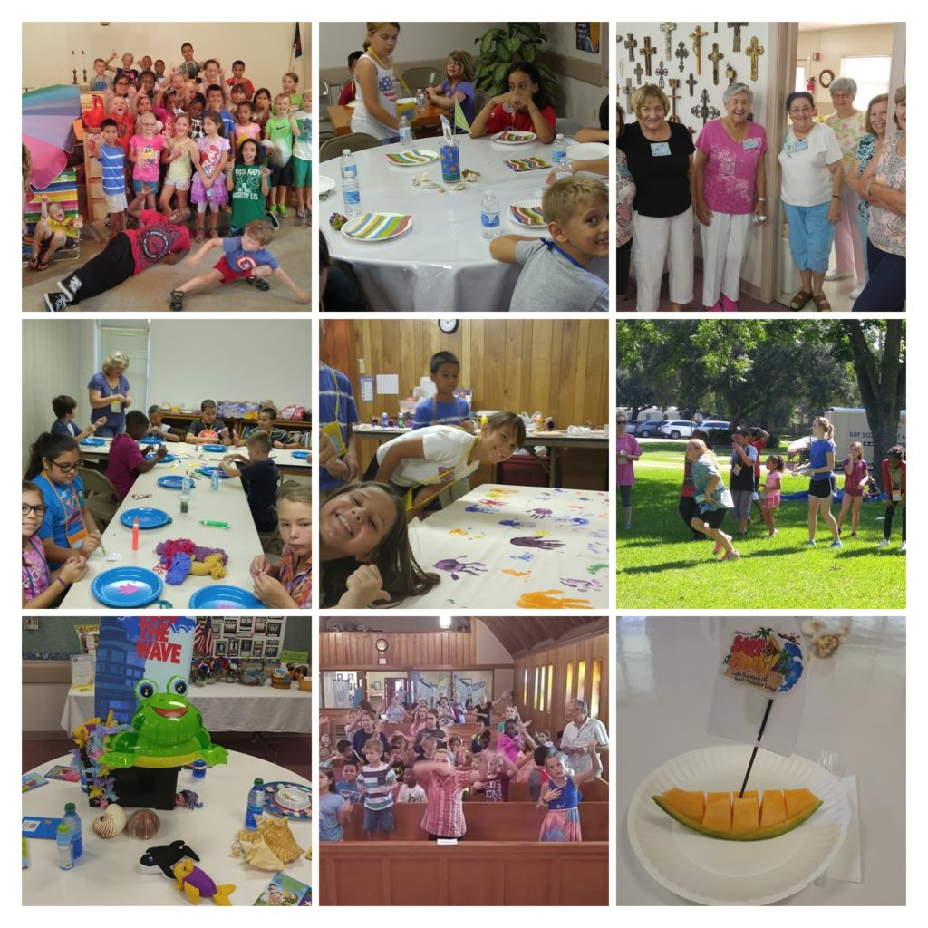 VBS 2016 collage