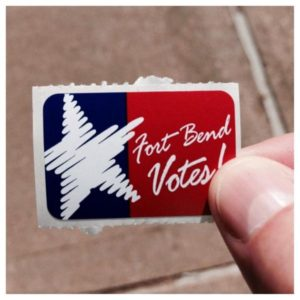 fort bend votes